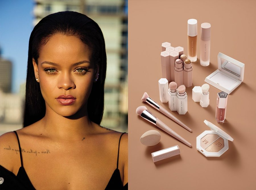 Rihannas new line of makeup promotes inclusion.