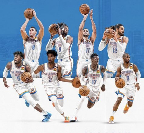 The unexpected success of the Oklahoma City Thunder