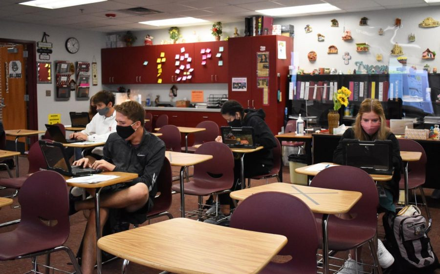 Students are now going back to school, but are masks making it too difficult to learn?