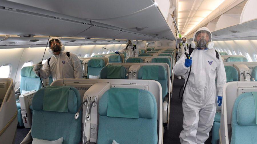 Traveling during the Coronavirus