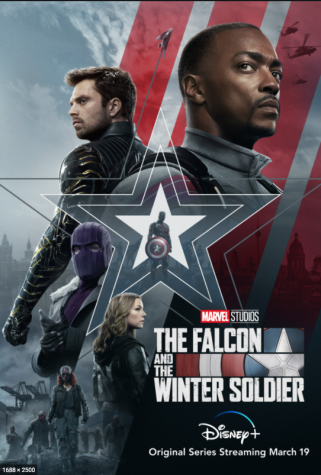"""""""The Falcon and Winter Soldier"""" battle hard topics"""